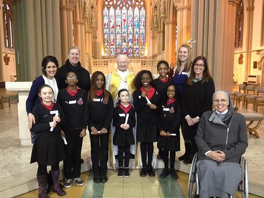 Chaplaincy team 2014-15