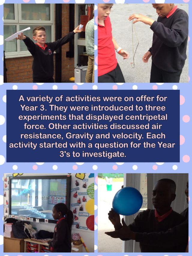 Y5 science fair 2