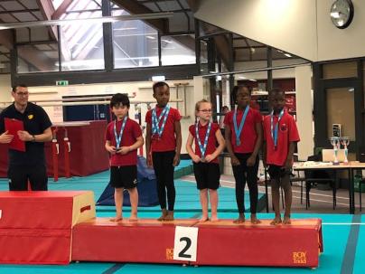 2nd gymnastics 2018