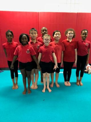 ks2 gymnastics 2018